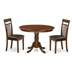 Dining Table Sets Travis 3 Piece Dining Set