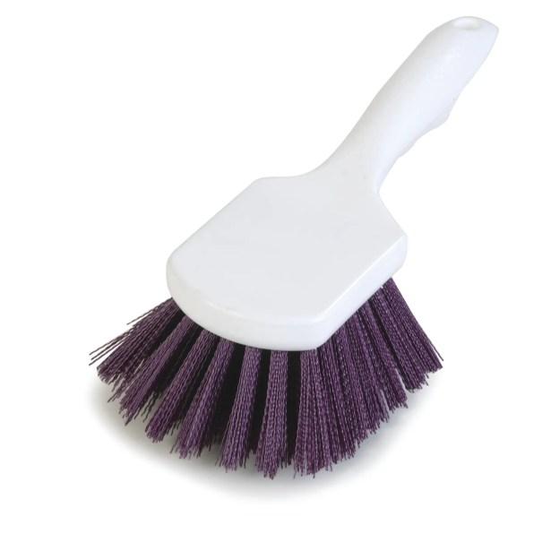 Sparta� Floater Scrub Brush (Set of 12) Color: Purple, Size: 8