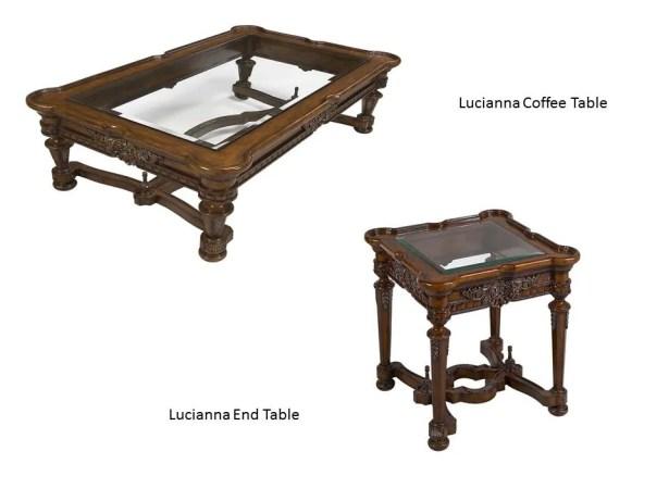 Lucianna Coffee Table
