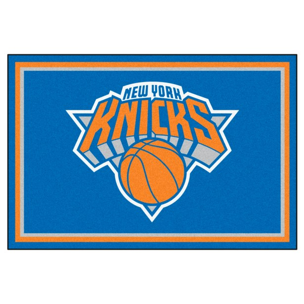 NBA - New York Knicks 5x8 Doormat
