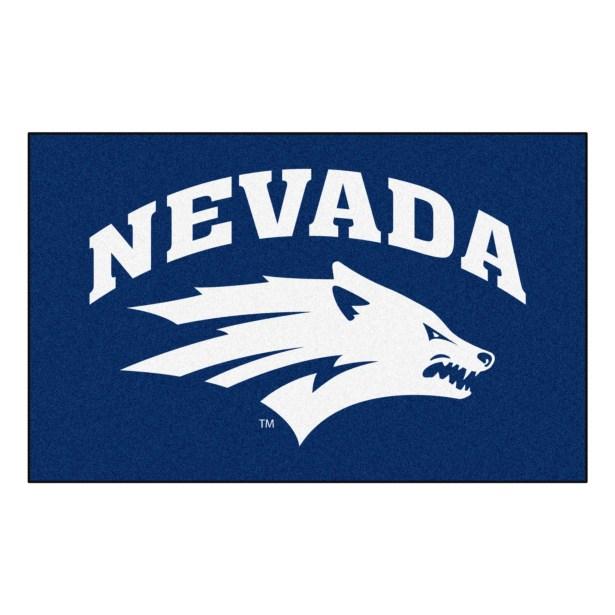 Collegiate NCAA University of Nevada Doormat