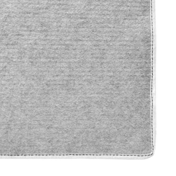 Shag-Ola White Area Rug Rug Size: 8' x 10'