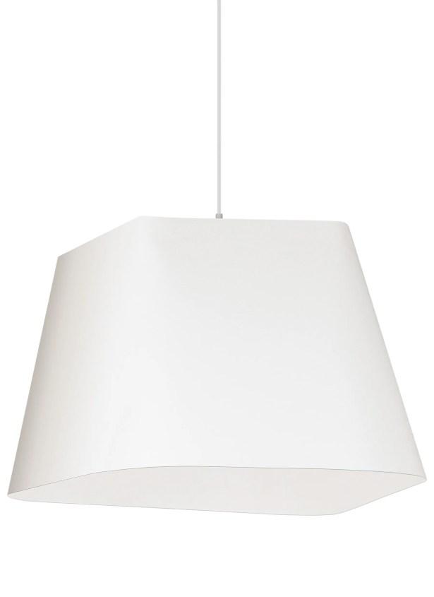 Gorton 1-Light Pendant Shade Color: Textured White/White