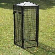 5 Sided Bird Aviary