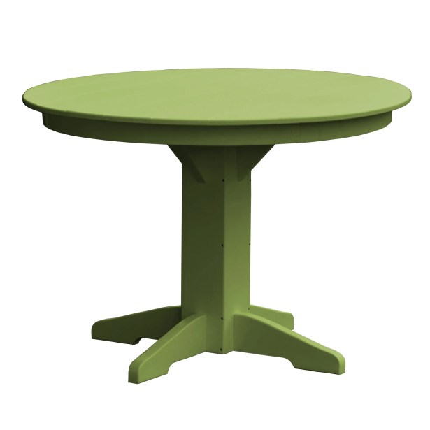Newport Dining Table Finish: Green