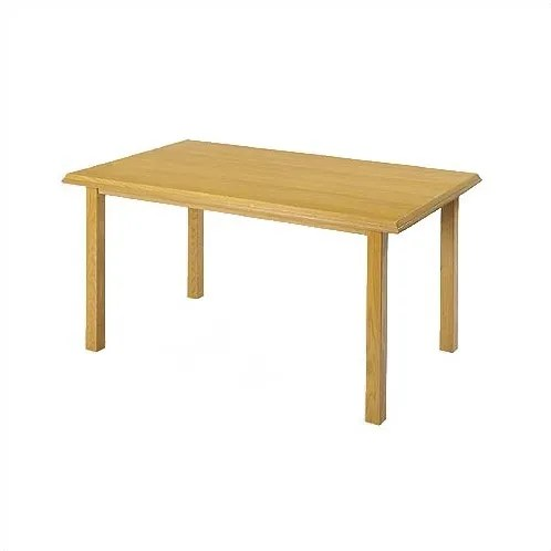 Contemporary Rectangular Conference Table Finish: Medium, Size: 6' L, Casters: Yes