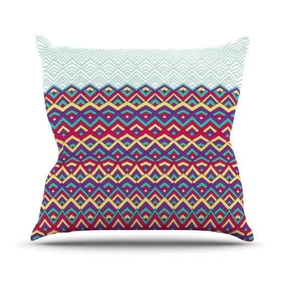 Throw Pillow Size: 26