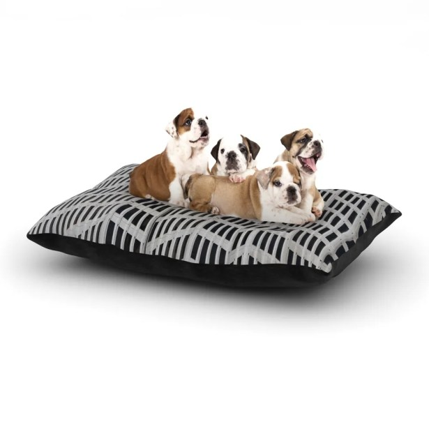 'The Grid' Dog Bed Size: 40