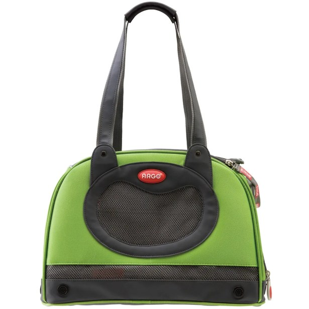 Argo Petaboard Airline Approved Style B Pet Carrier Color: Green