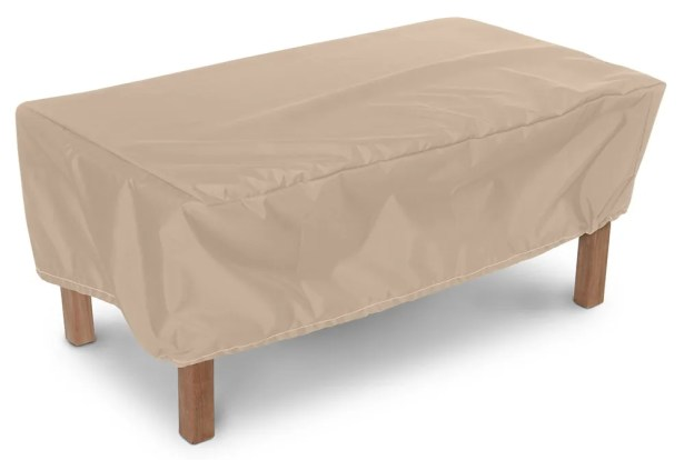 Weathermax� Companion Table Cover Color: Toast