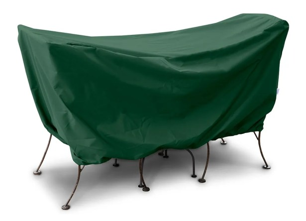 Weathermax� 3 Piece Cafe Set Cover Color: Forest Green