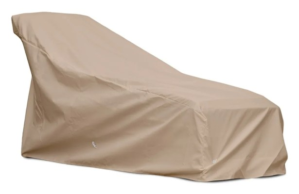 Weathermax� Chaise Cover Size: 30