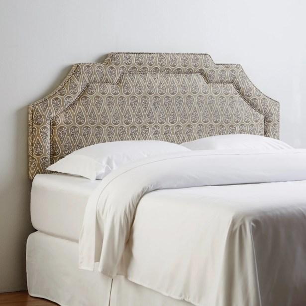 Keeling Upholstered Headboard Upholstery: Marlow Midnight, Size: California King