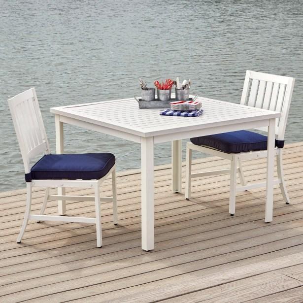 Riveria Square Dining Table