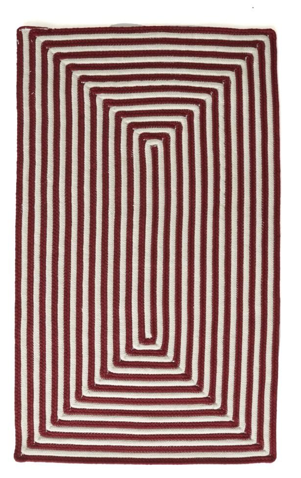 Marcelina Red Indoor/Outdoor Rug Rug Size: Rectangle 5' x 7'6
