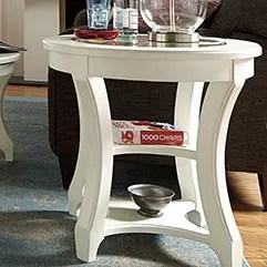 Burchett Chairside Table
