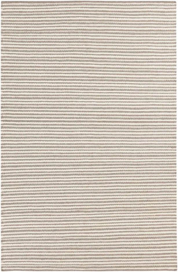 Kathryn Hand-Woven Gray Area Rug Rug Size: Rectangle 5' x 8'