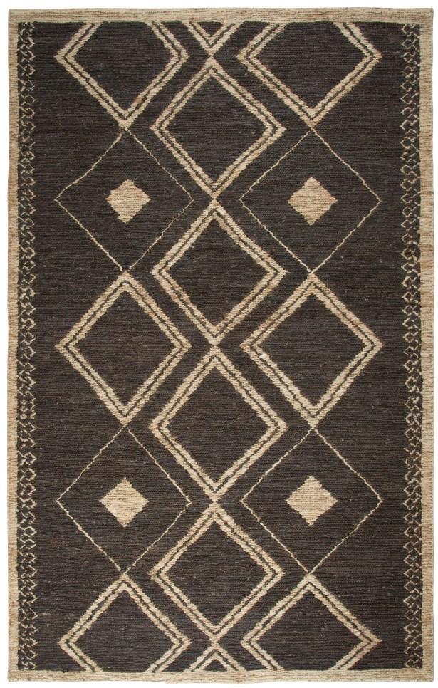 Noelle Hand-Woven Area Rug Rug Size: Rectangle 8' x 10'