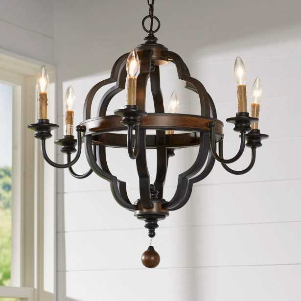 Enthoven 6-Light Chandelier