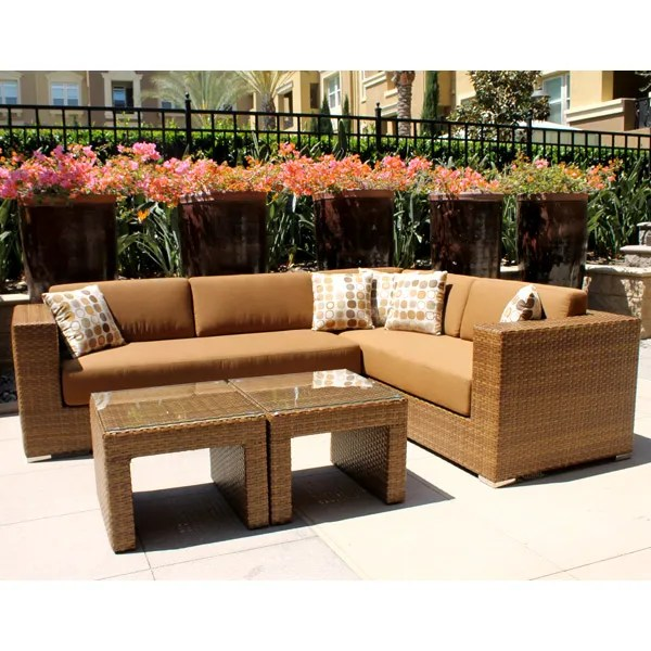 Mataro Sectional Seating Group with Cushions