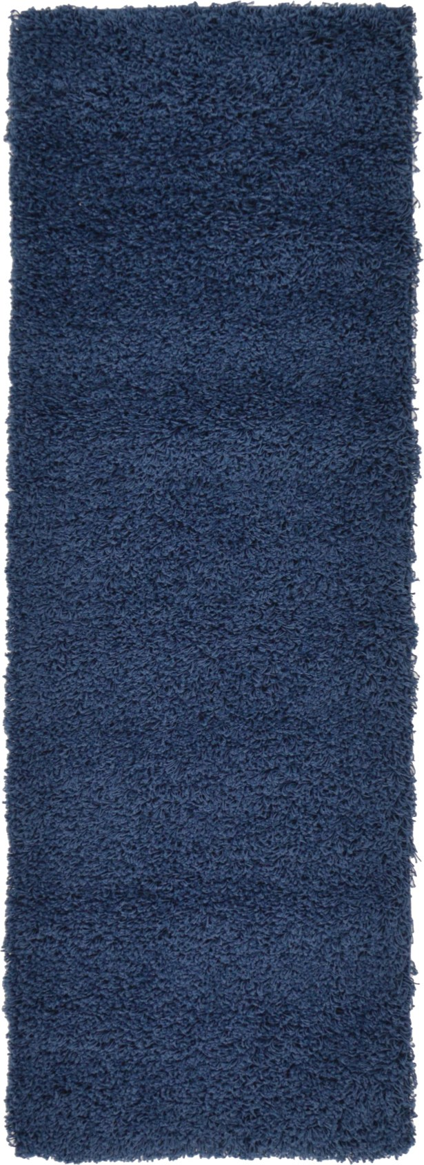 Falmouth Sapphire Area Rug Rug Size: Runner 2'6