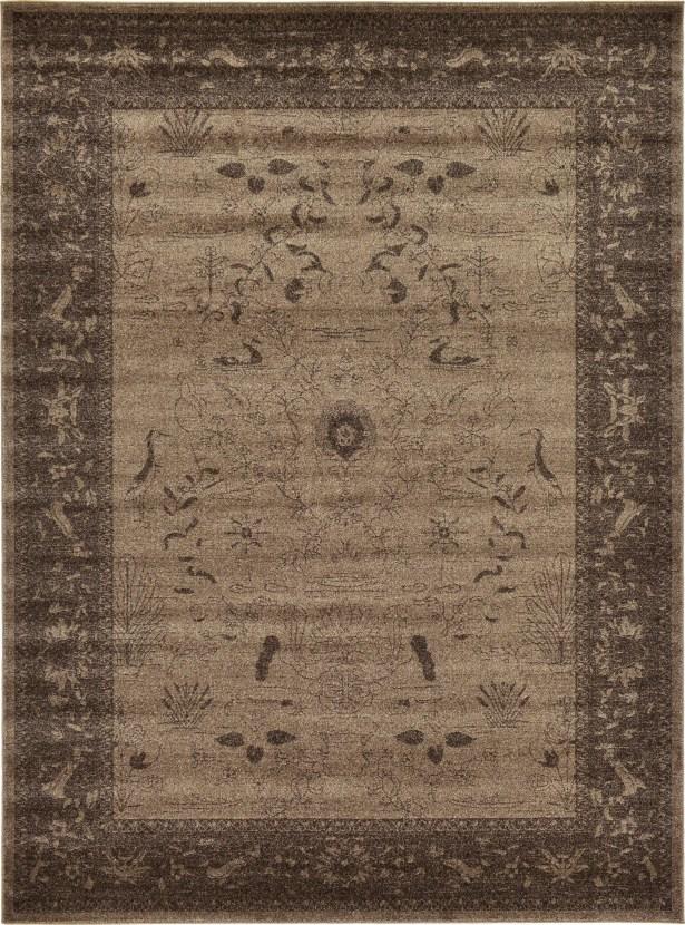 Shailene Brown Area Rug Rug Size: Rectangle 8' x 11'