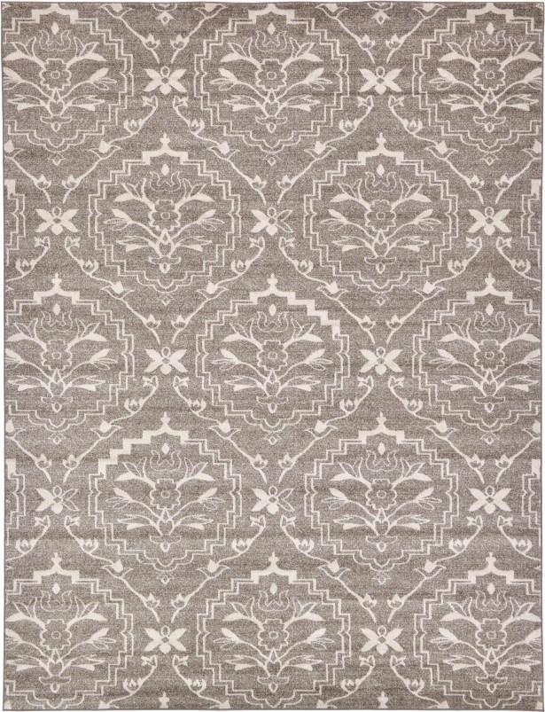 Ezequiel Light Brown Area Rug Rug Size: Rectangle 9' x 12'