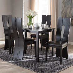 Dining Table Sets Onsted Modern and Contemporary 5 Piece Breakfast Nook Dining Set