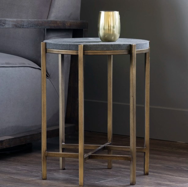 Mixt End Table