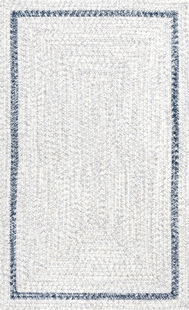 Bucktown Gray Area Rug Rug Size: Rectangle 5' x 8'