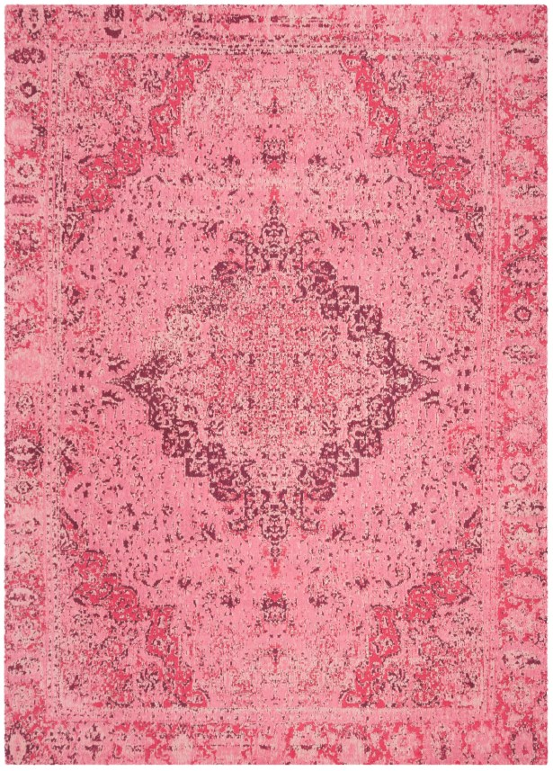 Chenault Fuchsia Area Rug Rug Size: Rectangle 8' x 10'