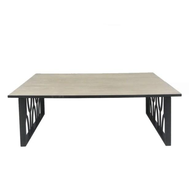 Hayter Marvelous Metal & Wood Coffee Table