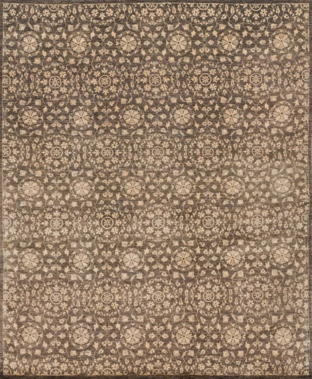Claussen Hand Woven Wool Elmwood Area Rug Rug Size: Rectangle 5'6