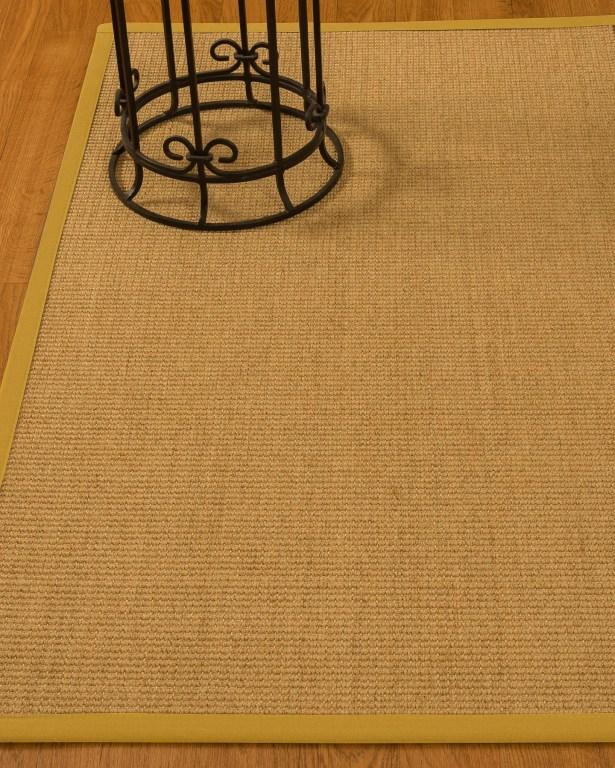 Busey Hand-Woven Beige Area Rug Rug Size: Rectangle 8' x 10'