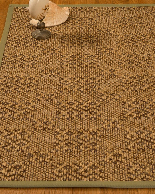 Bischoffs Hand-Woven Brown Area Rug Rug Size: Rectangle 5' x 8'
