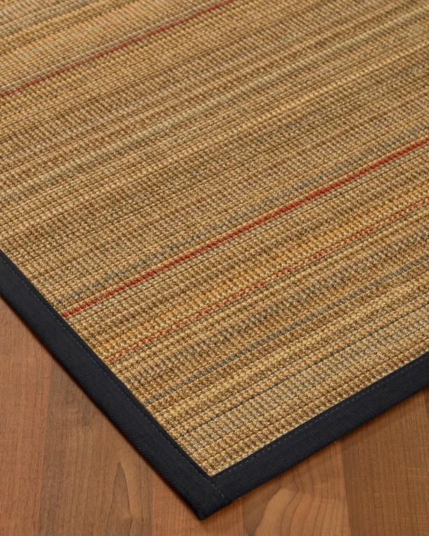 Kimble Hand-Woven Beige Area Rug Rug Size: Rectangle 6' x 9'