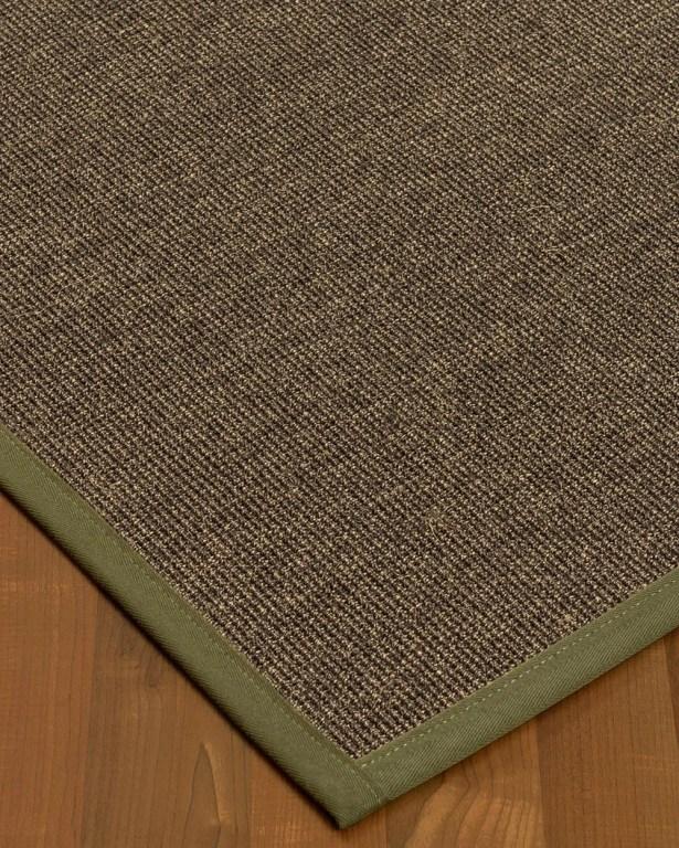 Bafford Hand-Woven Black Area Rug Rug Size: Rectangle 3' x 5'