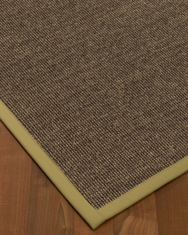 Bafford Hand-Woven Black Area Rug Rug Size: Rectangle 6' x 9'