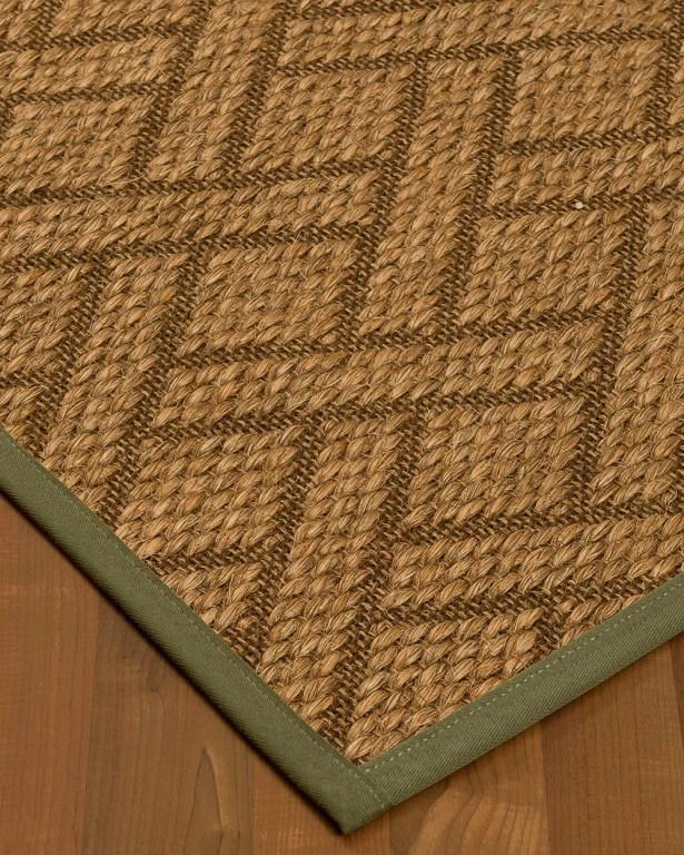 Kimbro Hand-Woven Beige Area Rug Rug Size: Rectangle 8' x 10'