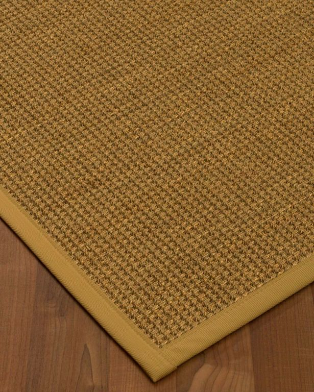 Chavez Border Hand-Woven Beige/Sage Area Rug Rug Pad Included: No, Rug Size: Runner 2'6