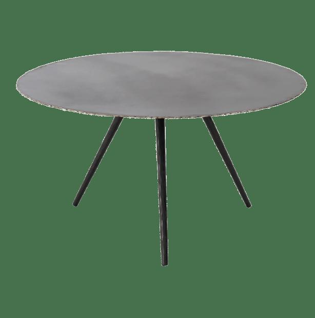 Courts Iron Cut-Edge Coffee Table