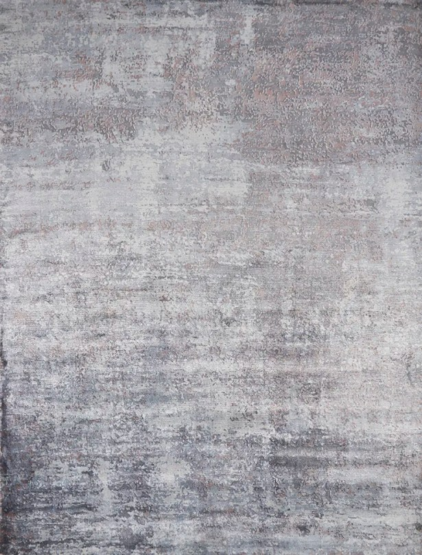 Sylvia Hand-Woven Slate Area Rug Rug Size: Rectangle 8'6