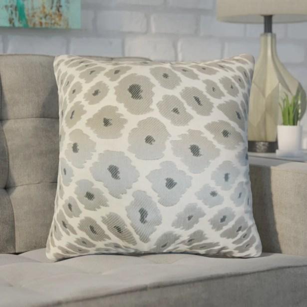 Wininger Geometric Throw Pillow