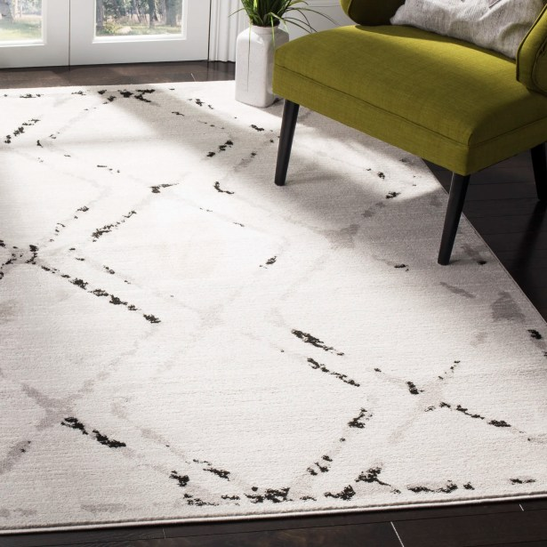 Cohrs Ivory Area Rug Rug Size: Rectangle 8' X 10'