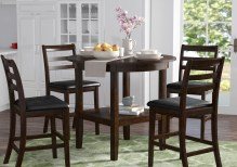 Dining Table Sets Gosselin 5 Piece Counter Height Dining Set