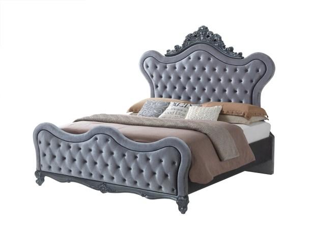 Jamison Upholstered Platform Bed Size: Queen