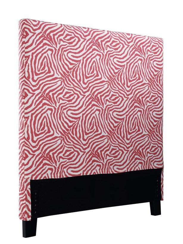 Holsey Wild Life Upholstered Panel Headboard Size: Twin