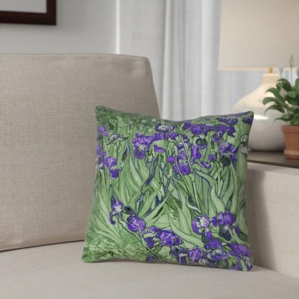 Morley Throw Pillow Size: 20