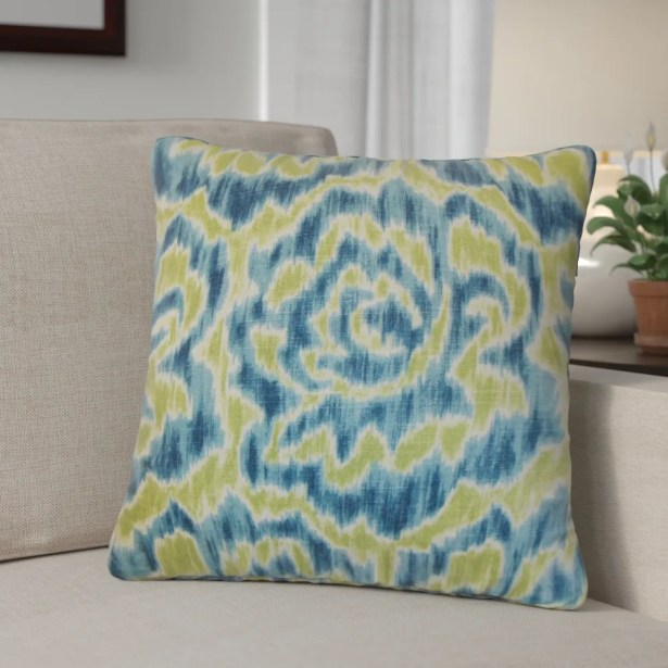 Arsenault Throw Pillow Cover Size: 20