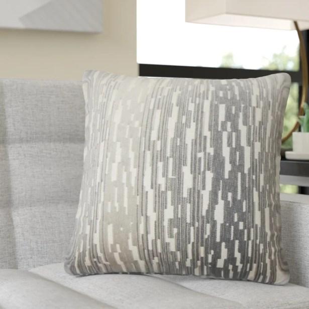 Rhoads Geometric Throw Pillow